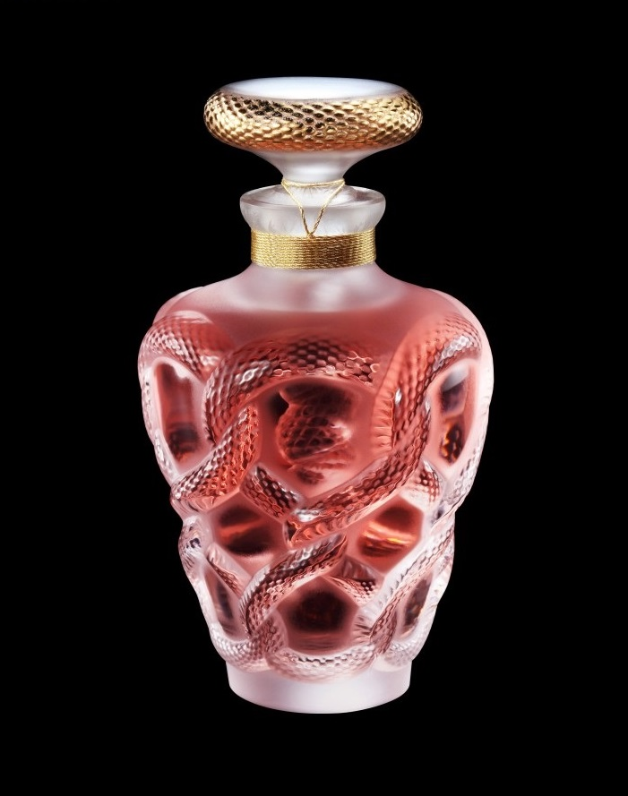 Lalique. Flacon Collection Cristal